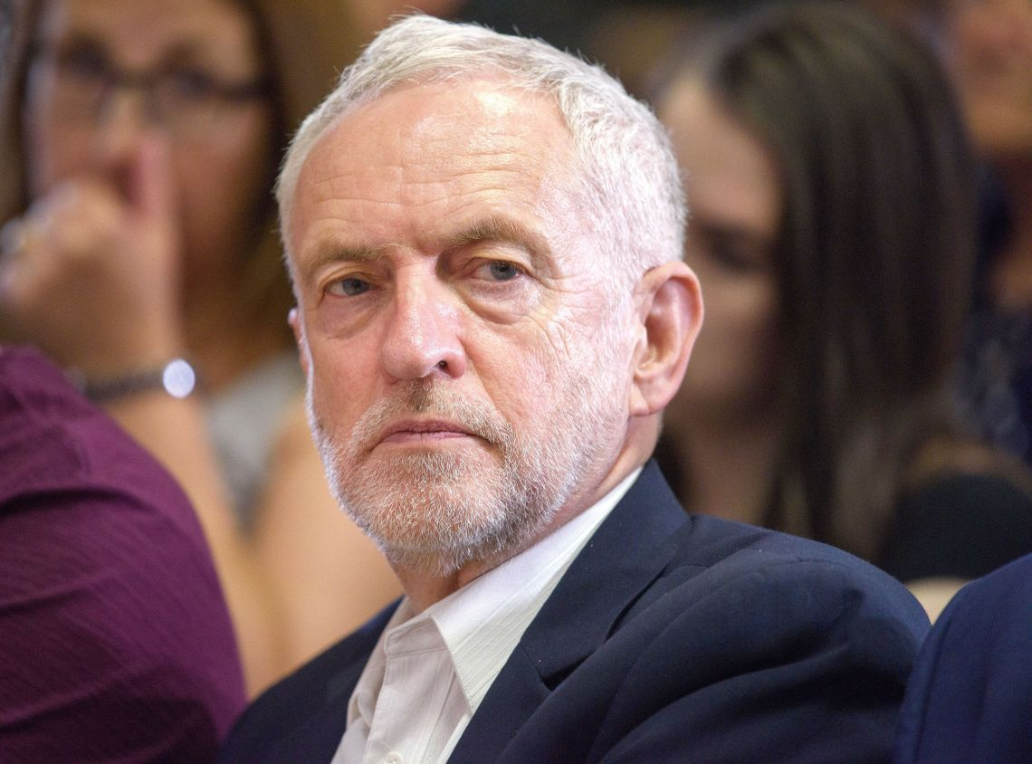 Labour leader has come under increasing pressure to tackle the anti semitism engulfing the party.