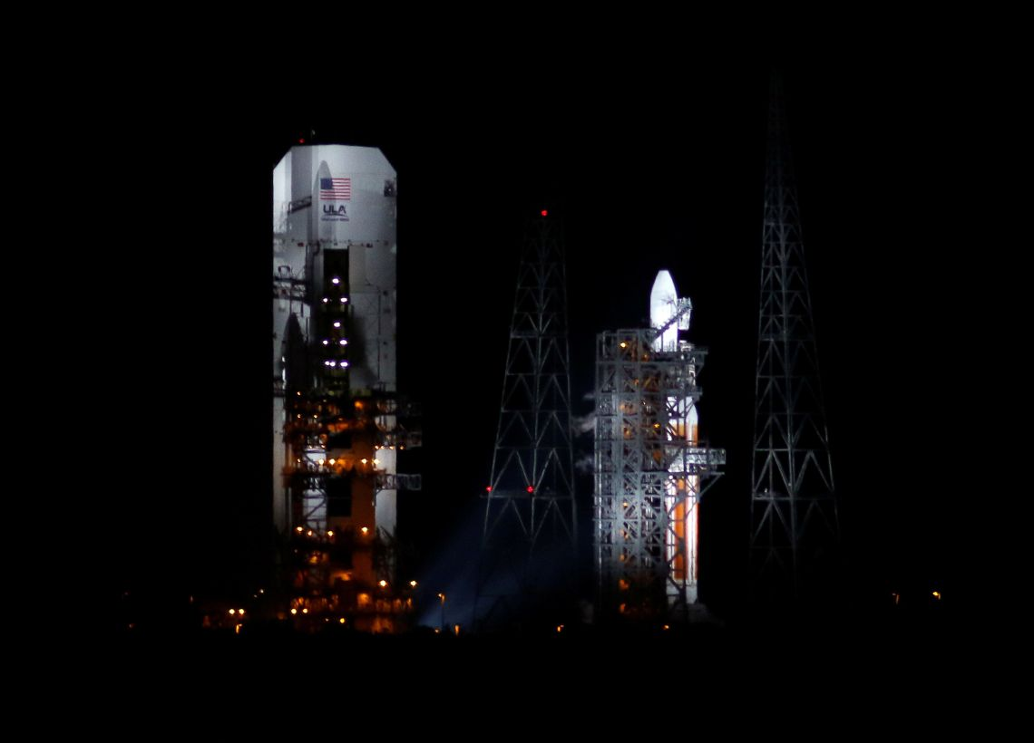 NASA's Parker Solar Probe was scrubbed from launching from Kennedy Space Center in Cape Canaveral, Florida