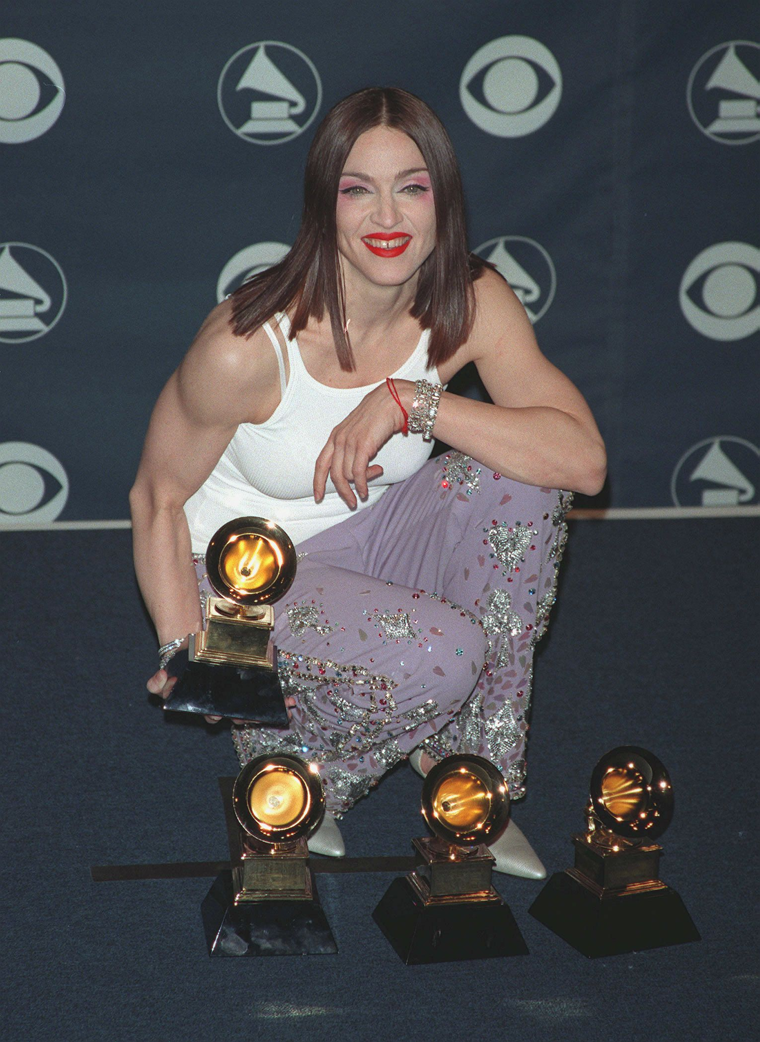 "The Grammys never cared much for&nbsp;Madonna, at least not before the <a href=""https://www.huffingtonpost.com/entry/madonna-"