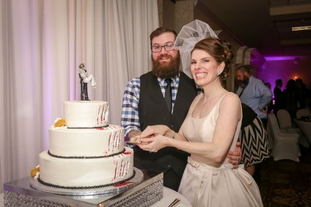 Getting married on Friday the 13th ended up being the luckiest decision I've ever made.