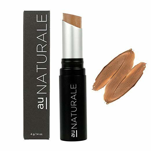 Made without animal by-products, gluten, fillers, dyes or toxins, this concealer is vegan, all natural and made in the USA. <
