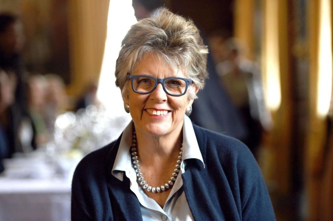 GBBO's Prue Leith Doesn't Even Really Like Baking And Now We're Questioning Everything