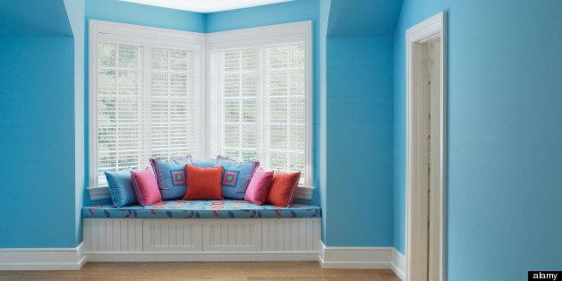 stress reducing colors calming