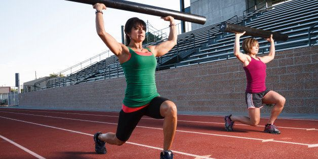 can crossfit improve running