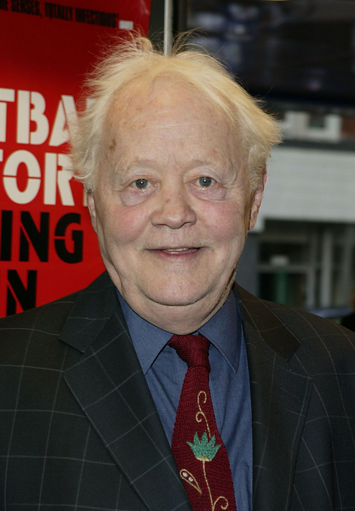 Dudley Sutton has died at the age of 85