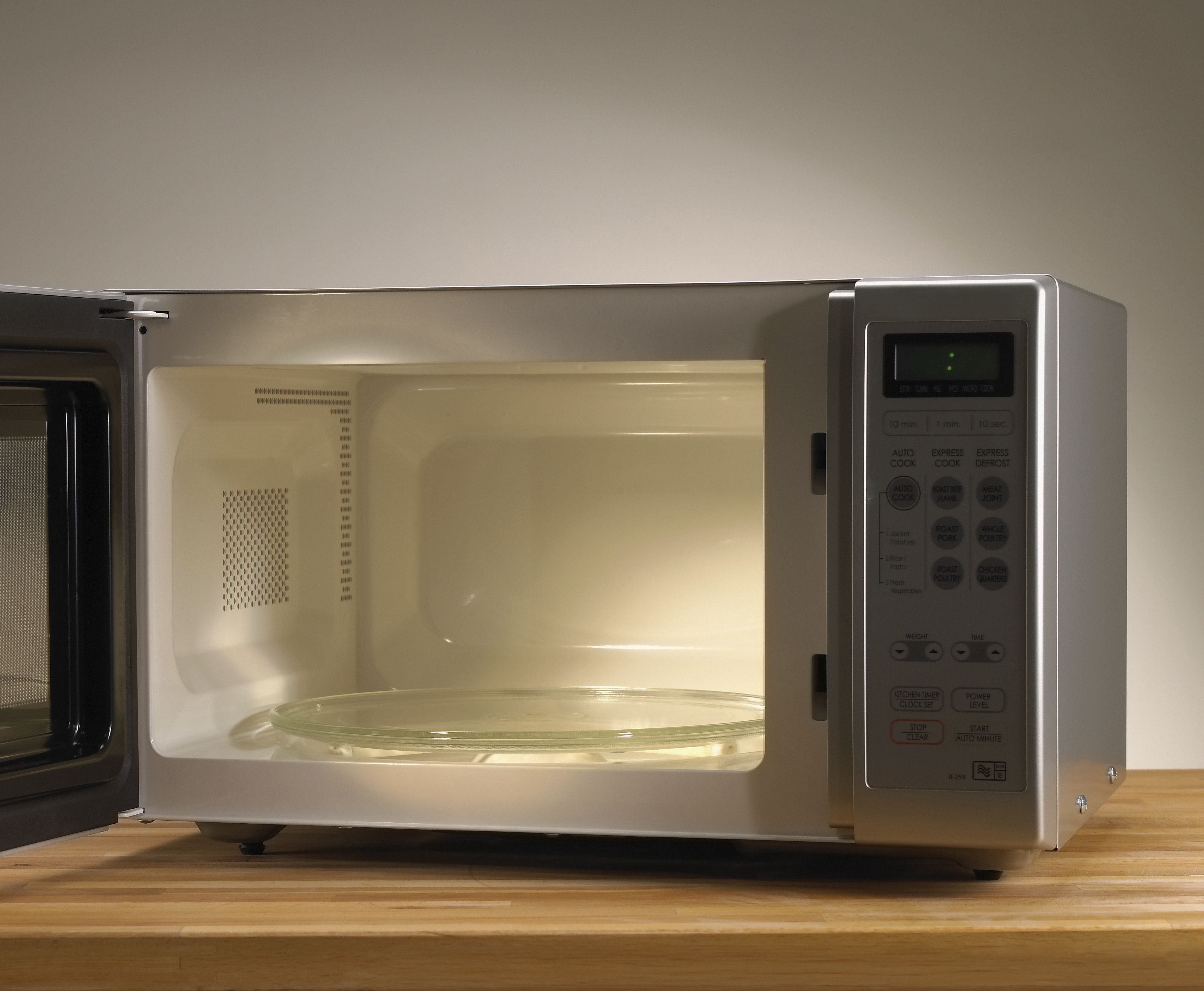 put in the microwave