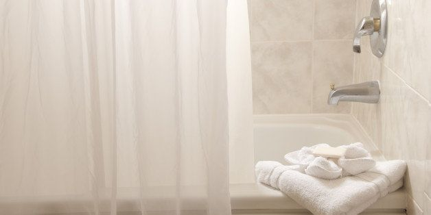 you replace shower curtain liner