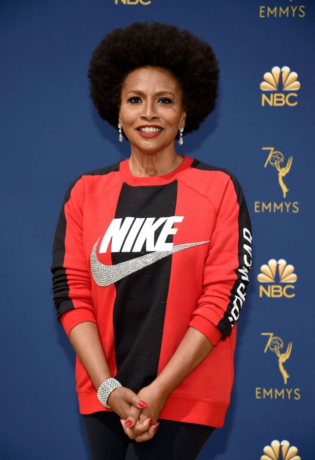 Jenifer Lewis attends the 70th Emmy Awards at Microsoft Theater on Sept. 17 in Los Angeles.