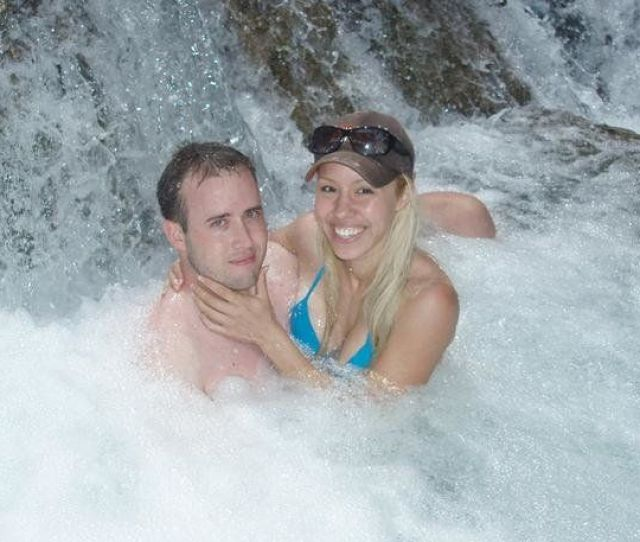 An Undated Photo Of Travis Alexander And Jodi Arias That She Posted To Her Myspace Page