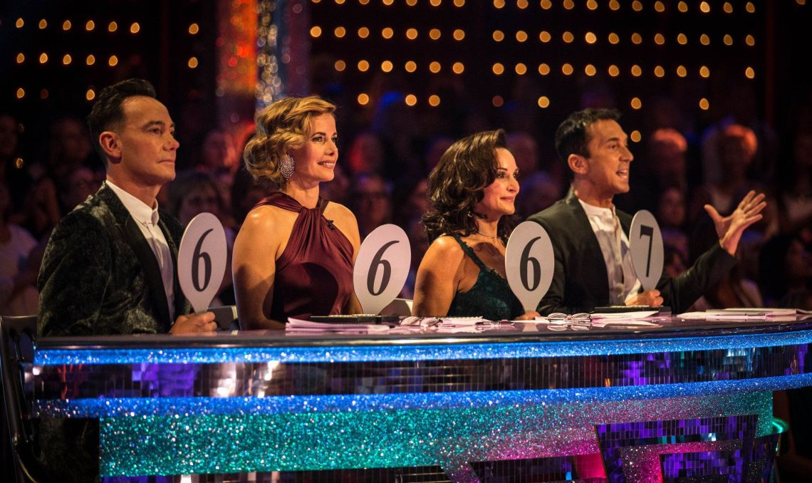 The judges scores from last week will count toward this week's result