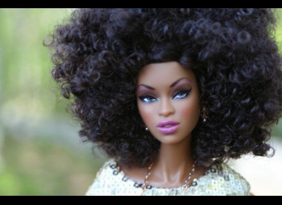 Natural Hair Group In Georgia Gives Black Barbie Dolls A Natural