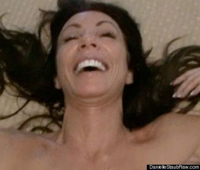 Real Housewives Of New Jersey Star Danielle Staub Claims Her Sex Tape Will Move More Copies Than Kendra Wilkinsons Because Its Got One Thing Kendras