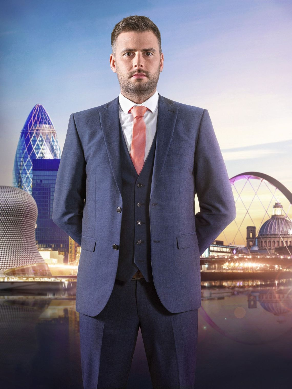 Rick Monk made some sexist comments during The Apprentice's first episode