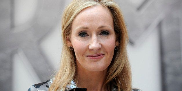J K Rowling Publishes New Writing About Vampires On