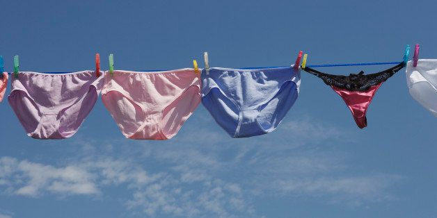 Why So Many Women Are Ditching Their Underwear Huffpost