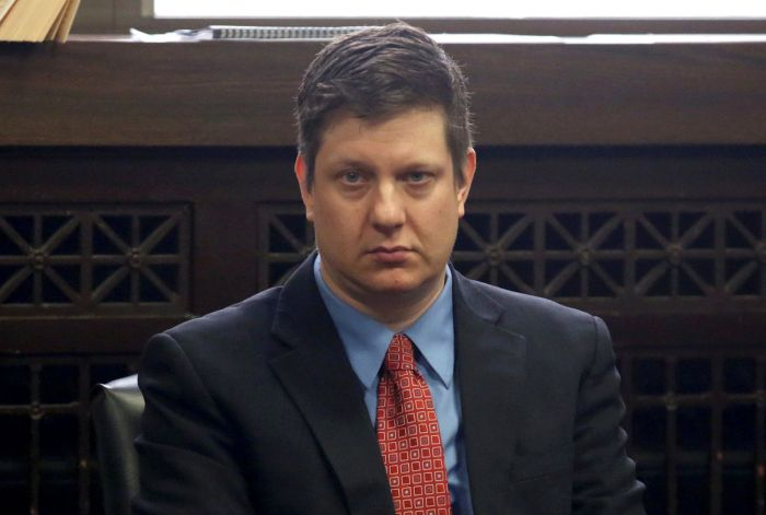 A Cook County jury delivered a verdict in the murder trial of Chicago Officer Jason Van Dyke, charged in the 2014 on-duty sho