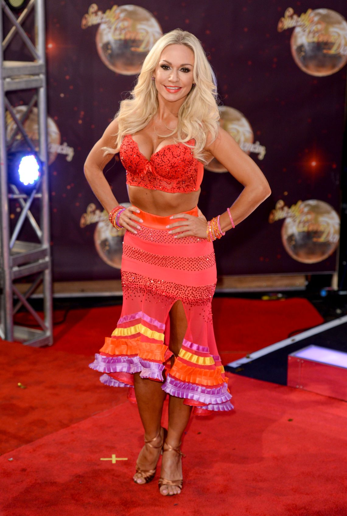 Kristina Rihanoff Accuses 'Strictly Come Dancing' Of Rehashing Old Performance Of Hers