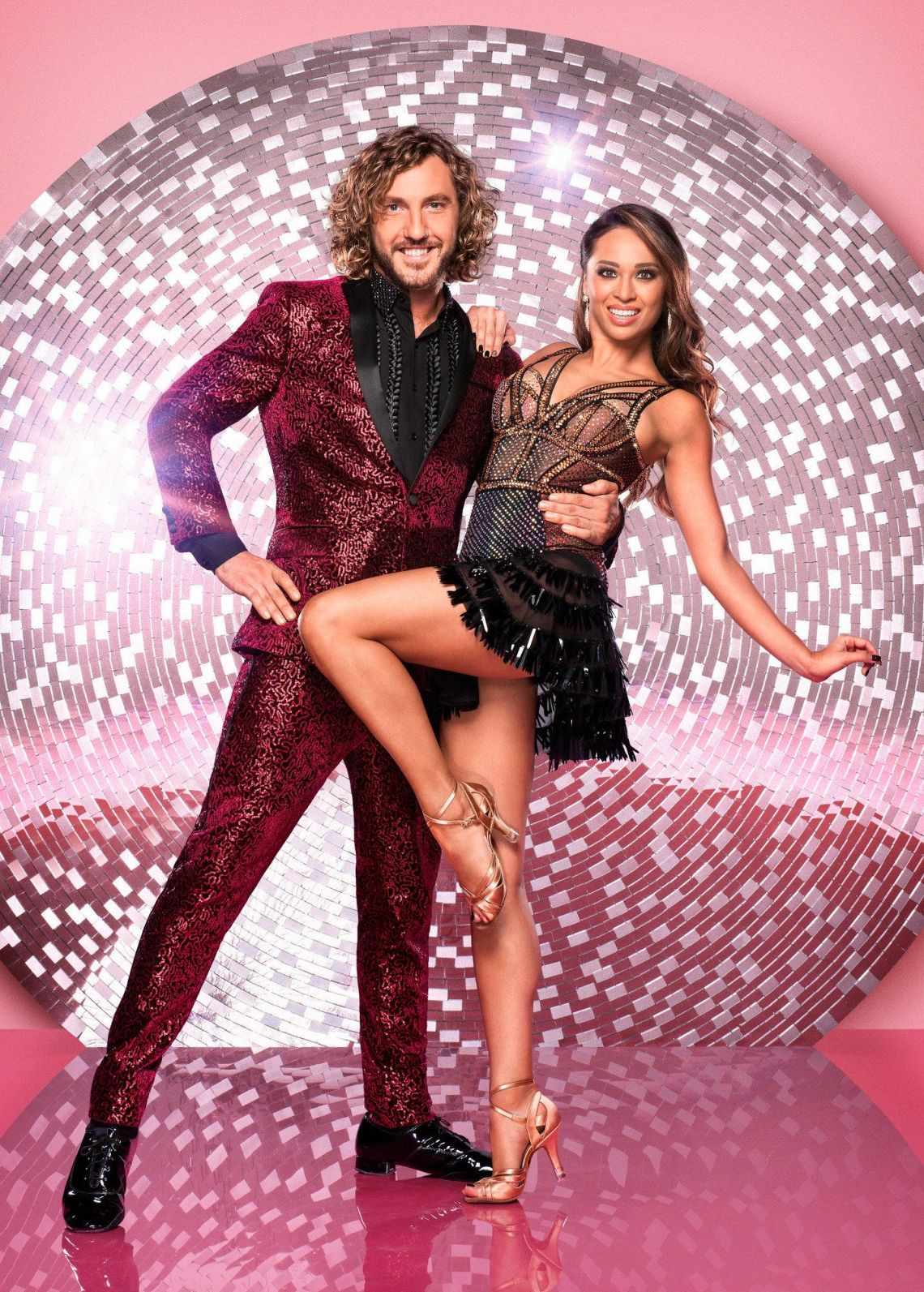 Will Seann Walsh and Katya Jones quit 'Strictly'?