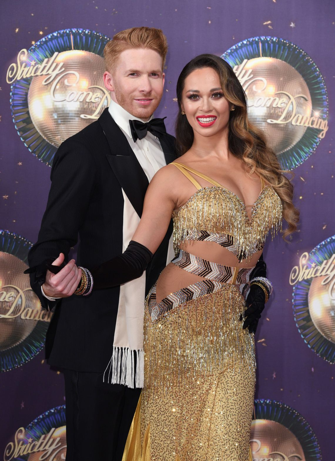 'Strictly' Pro Neil Jones Questioned Existence Of 'Curse' A Week Before Katya And Seann Kiss Drama