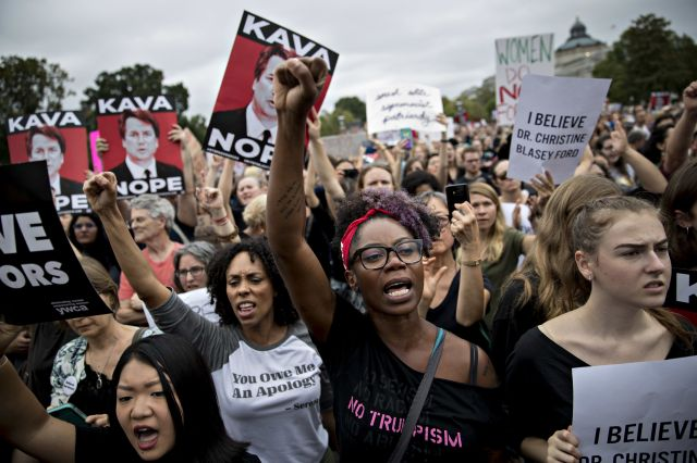 """""""The power white men take for granted is under threat. And there are white women who will stop at nothing to protect it."""""""