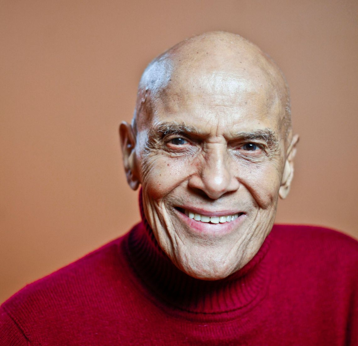 Renowned actor and civil rights activist, Harry Belafonte.