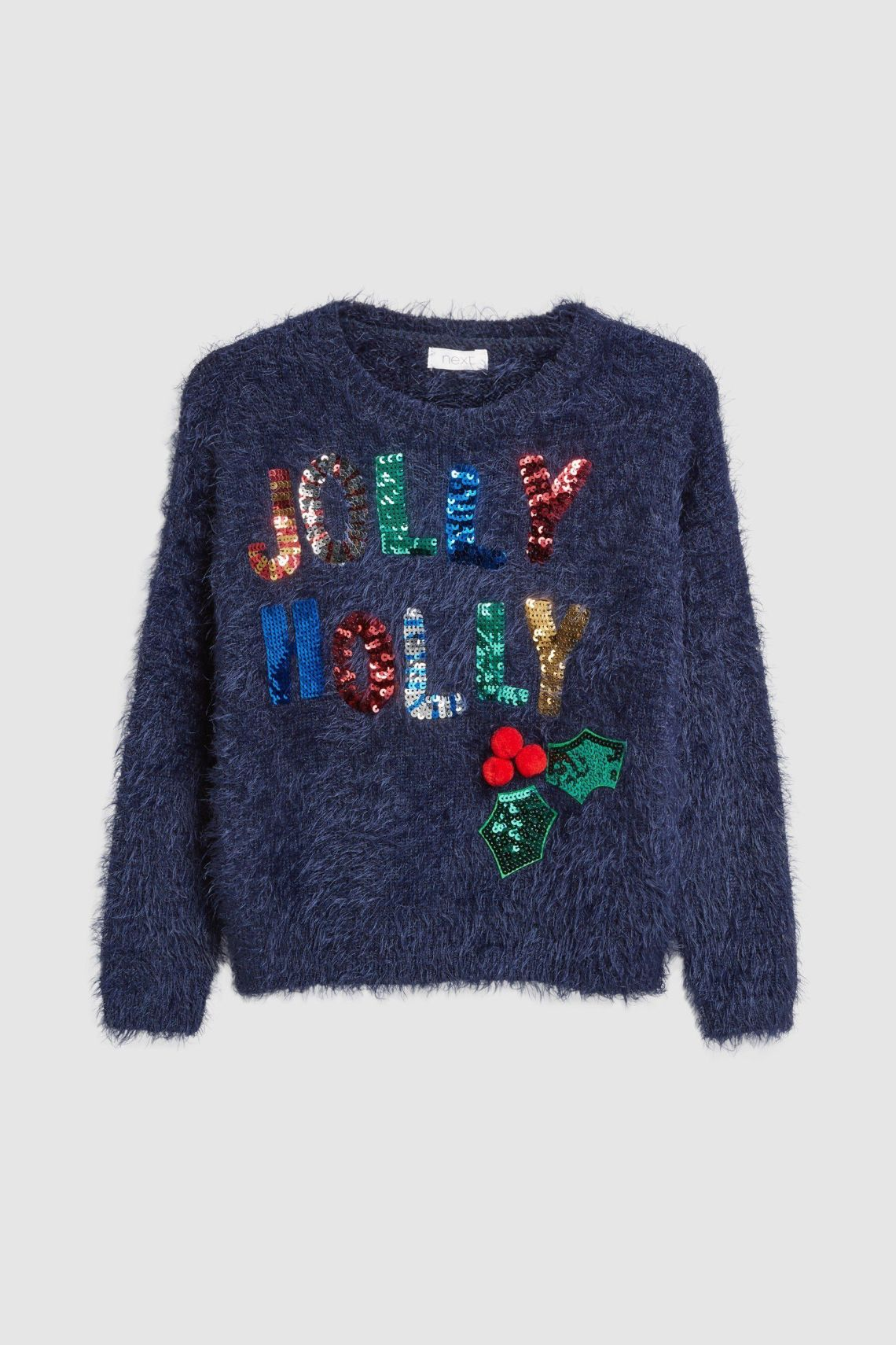 Fluff, sequins and holly? We're sold, and you should be too, especially if you're name is Holly.Next, £30