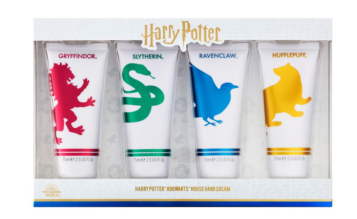 Hand Cream, £10Available in Hedwig and Hogwarts House handcream