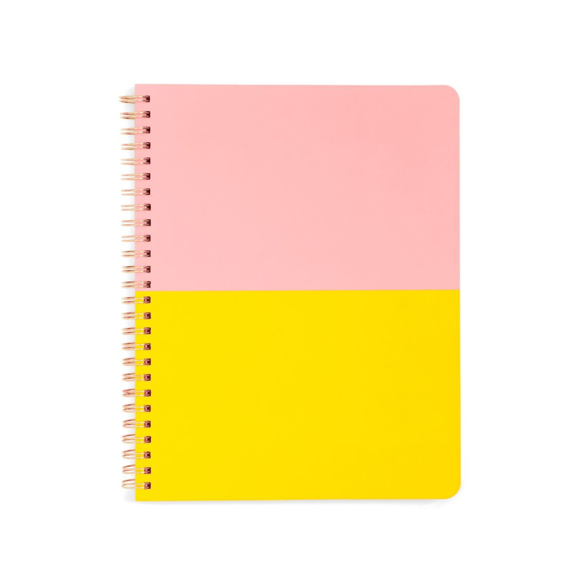 For those who love a ring binder, go for this colour block one. Not only do we love the colours, we also love the hidden inside pockets where you could store receipts. The lined pad is slighter bigger than A5, but smaller than A4, at17cm x 22cm.Ban.do. £10.