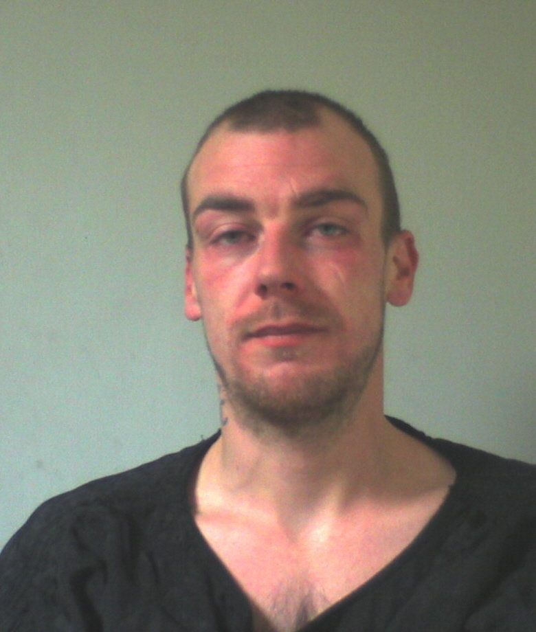 Aaron Sutcliffe who has been jailed after infecting two women with HIV