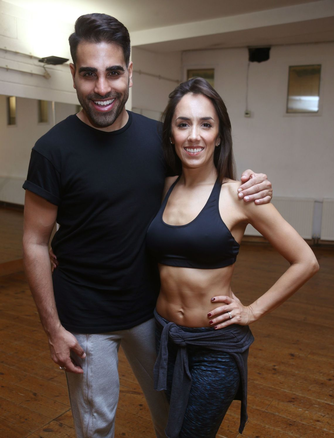 Dr Ranj and Janette Manrara have been voted off 'Strictly Come Dancing'