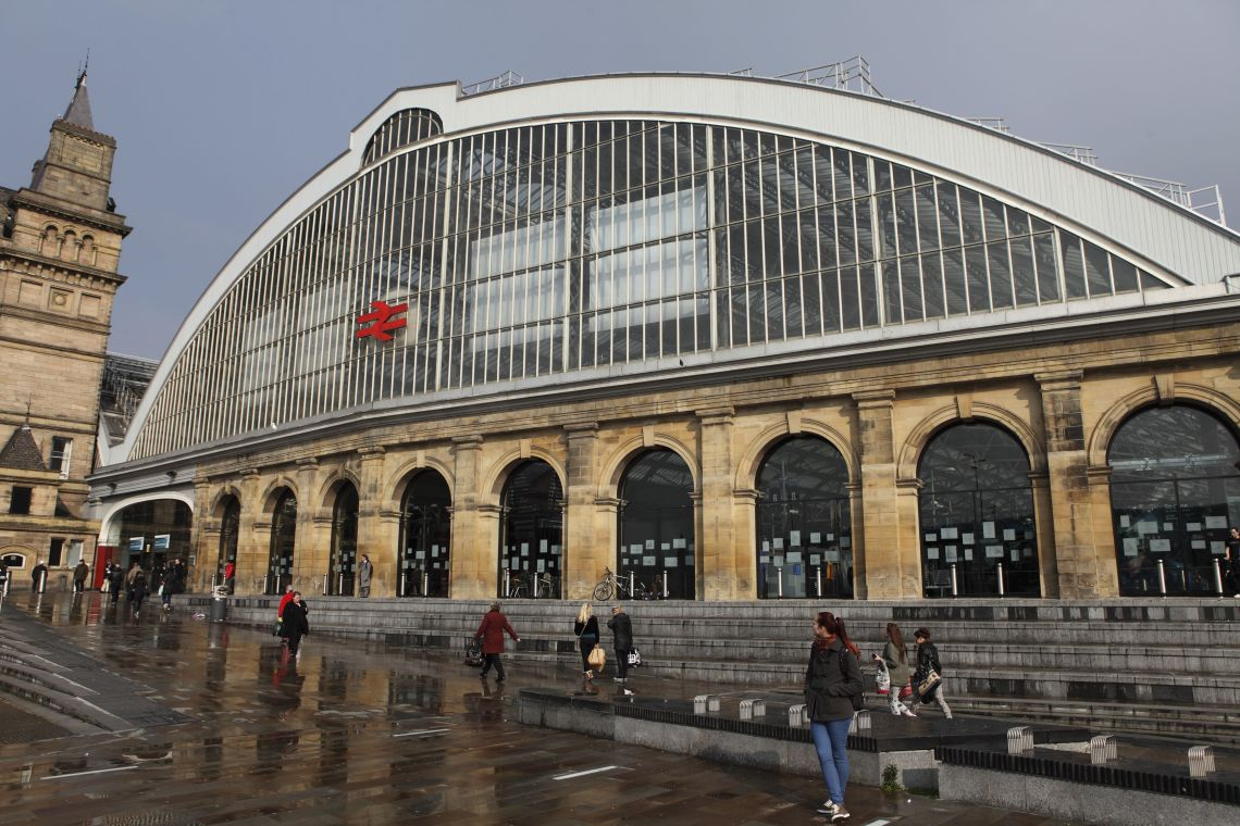 The attack took place on Lime Street