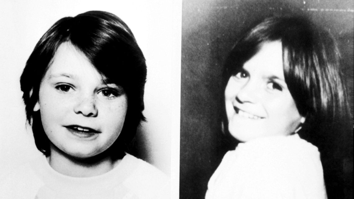 Schoolgirls Karen Hadaway and Nicola Fellows were found murdered 32 years ago