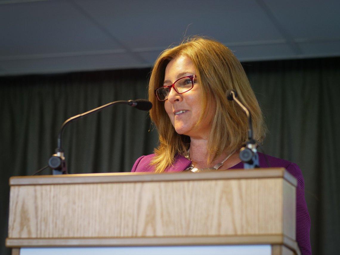Tracy Fishwick