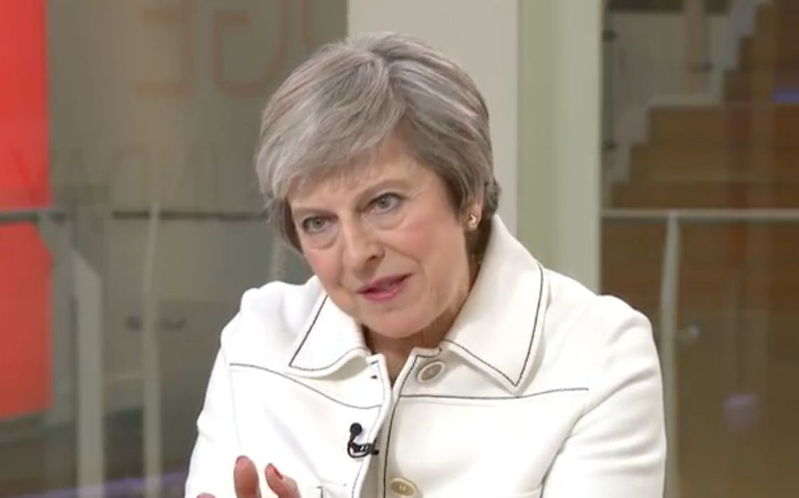 It has been a tough week for Prime Minister Theresa May