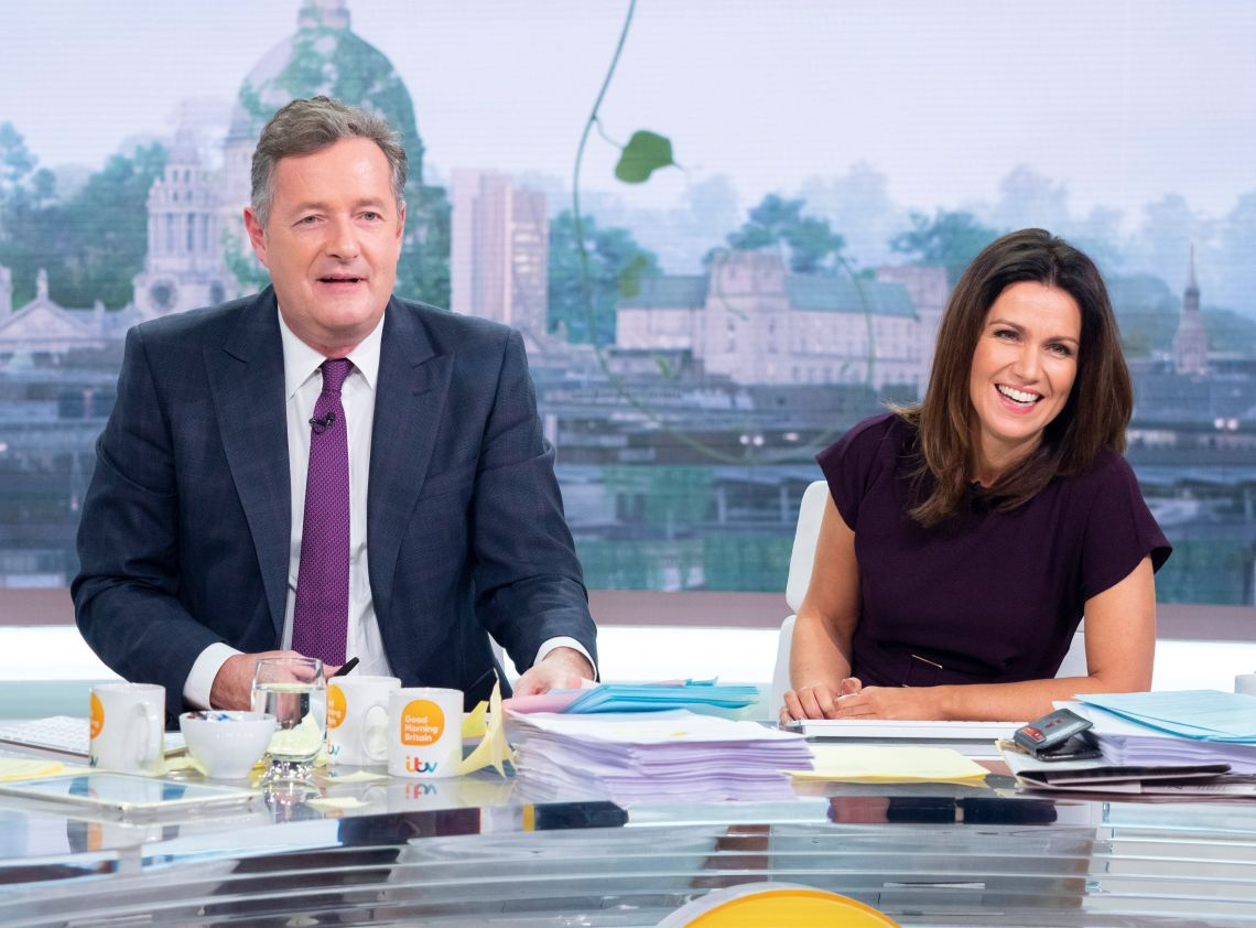 Piers Morgan was trolled for his comments about Little Mix