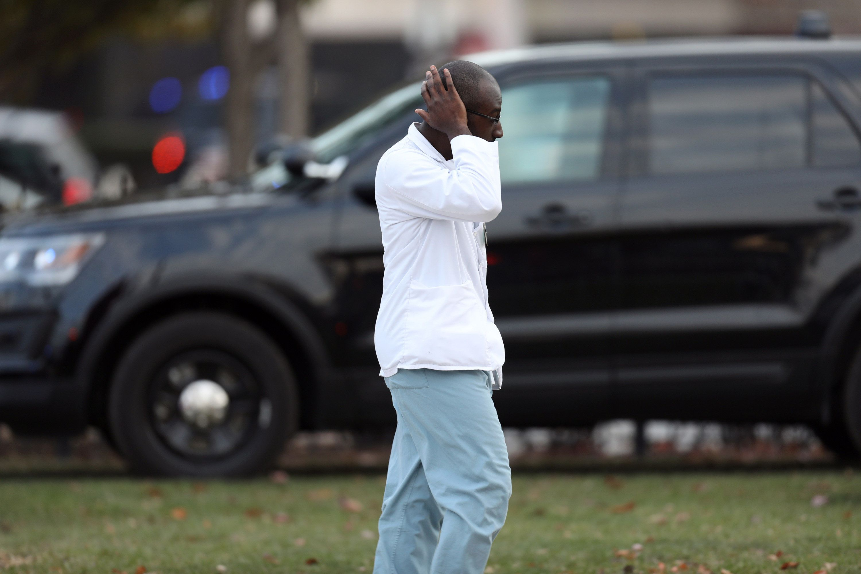 Shooting Chicago Hospital Leaves 4 Dead Including
