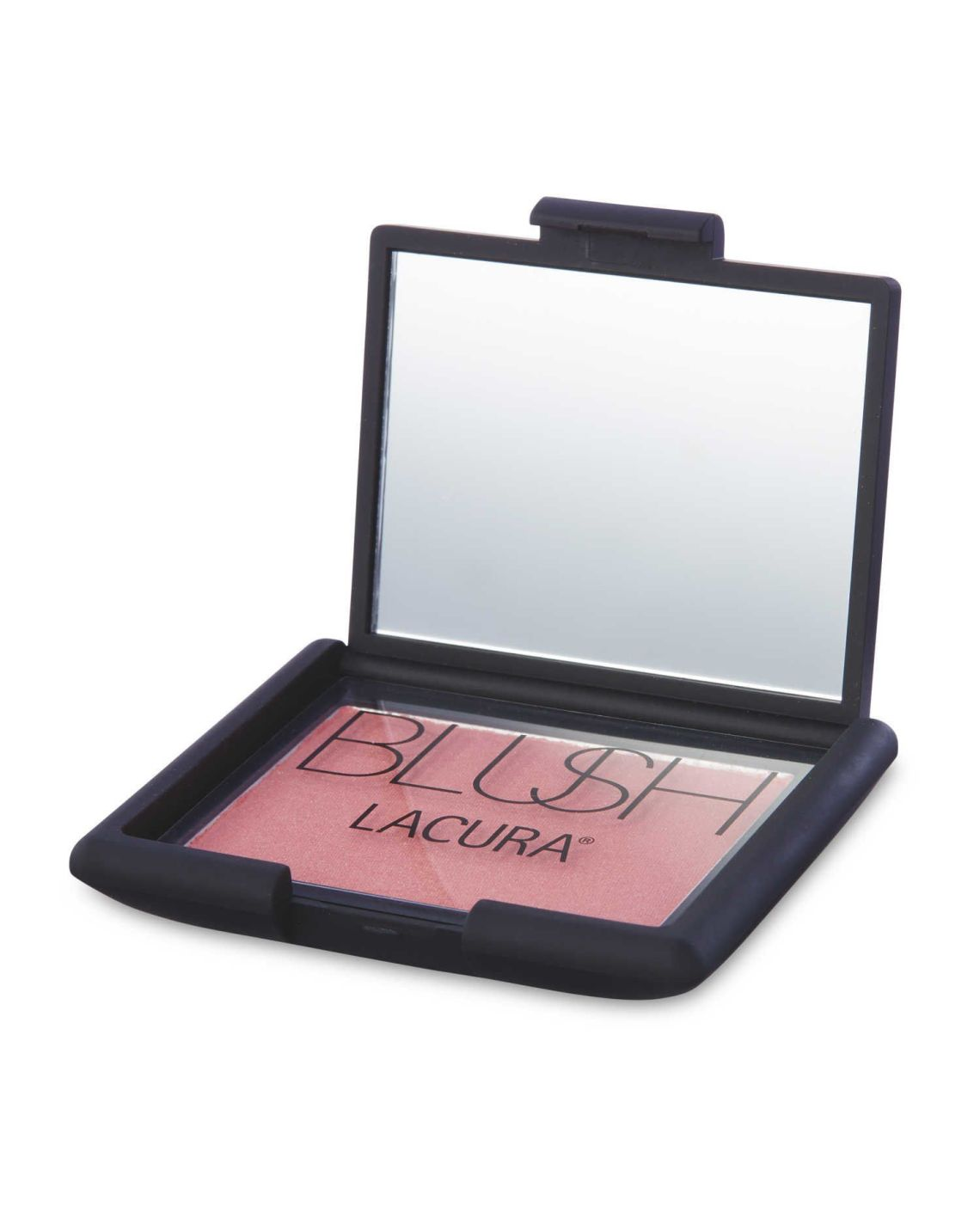 The Lacura Climax Blush, £5.99, promises flushed cheeks with a touch of shimmer.