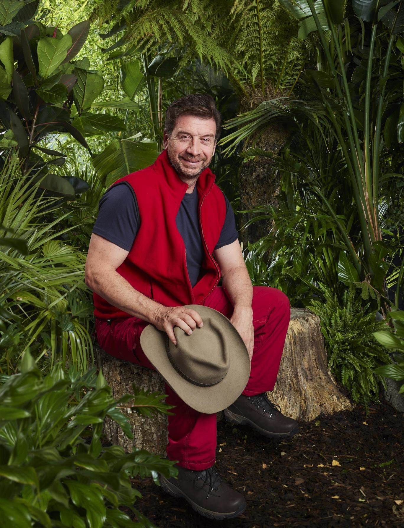 celebrity  nick knowles rises to top of itunes chart also rh huffingtonpost