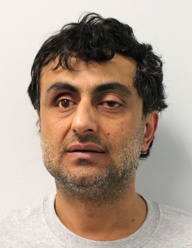 42-year-old Rahim Mohammadi