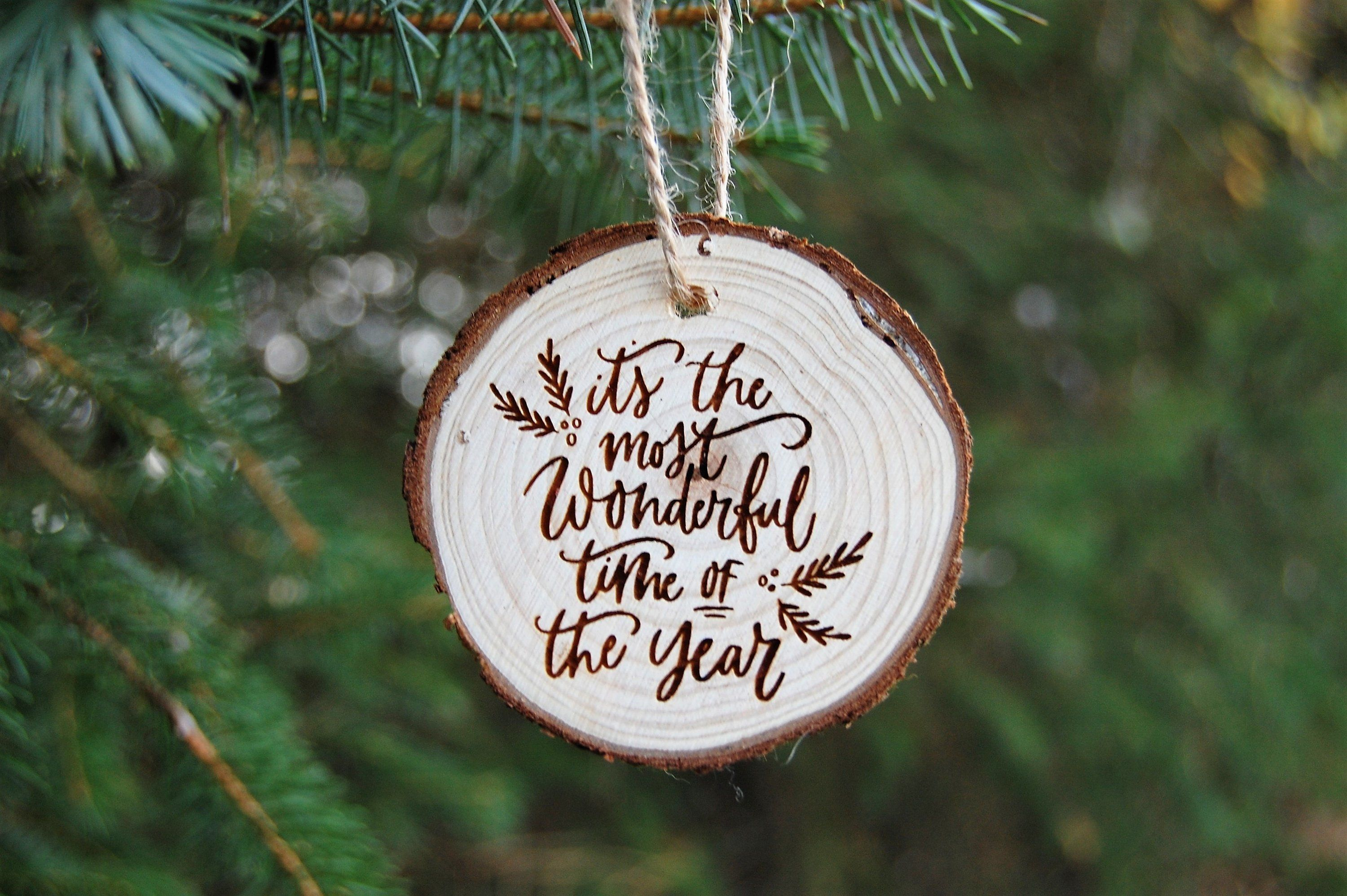 The Best Eco Friendly Christmas Tree Decorations Made From Wool Paper And Wood Huffpost Uk Life