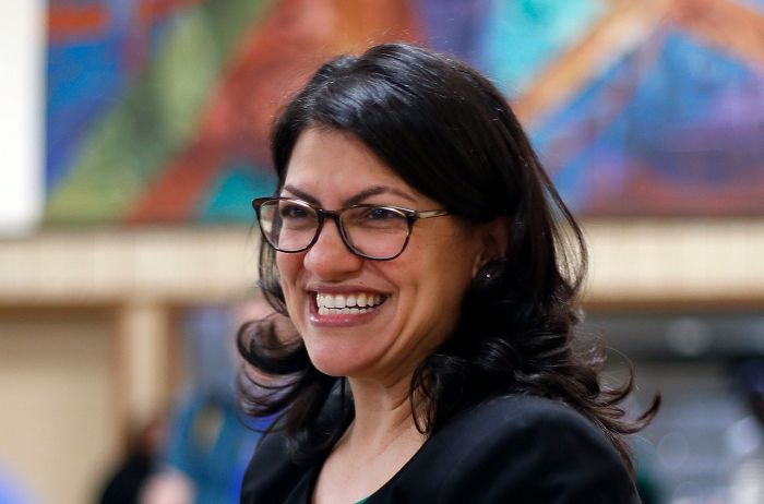 Image result for rashida tlaib
