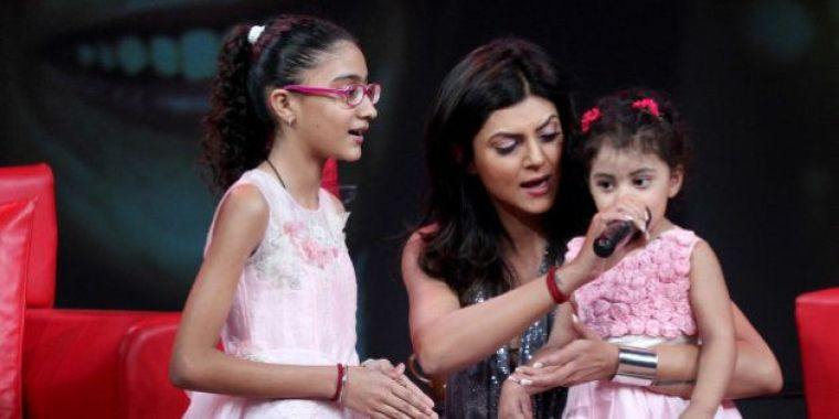 WATCH: Sushmita Sen Wins Hearts With Inspirational Speech At Her ...