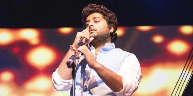 arijit singh apologises to