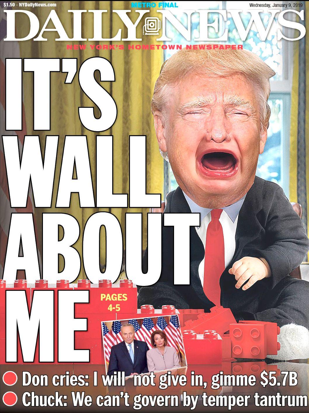 Image result for trump tantrum