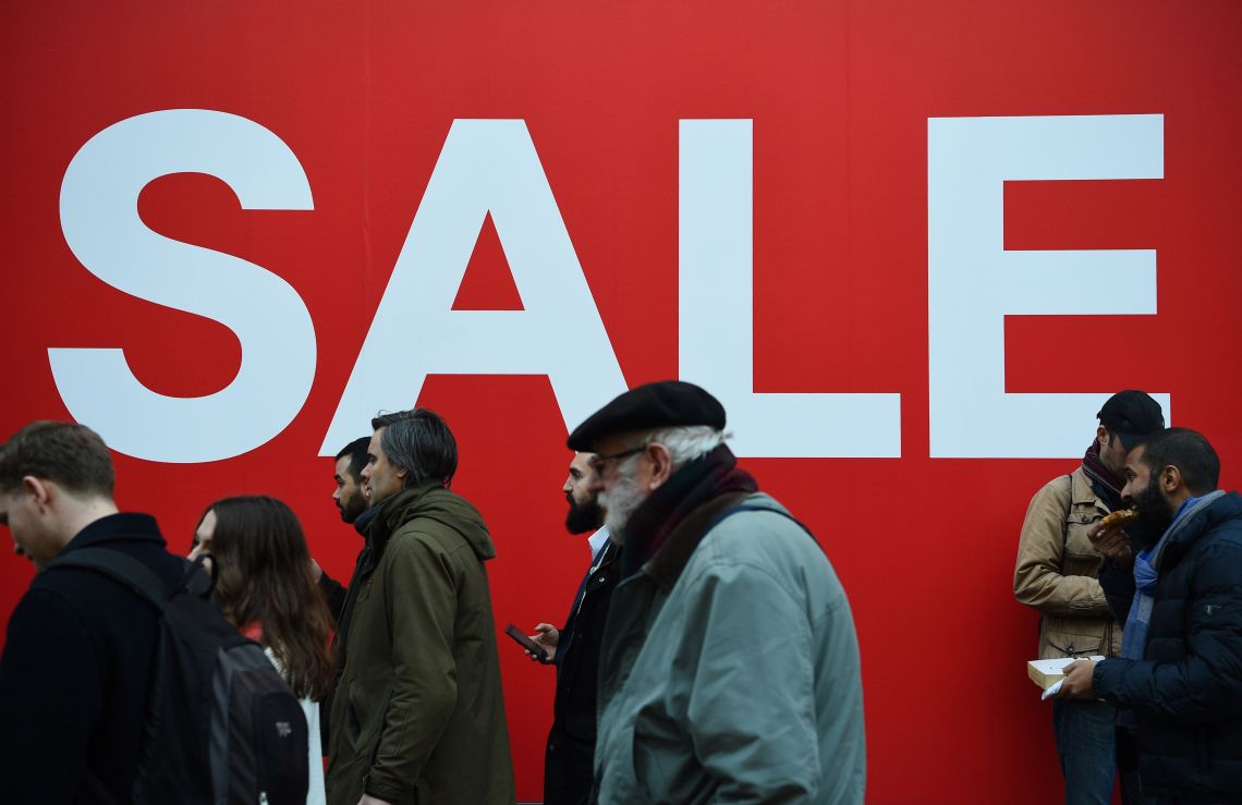 Shoppers failed to splash out over Christmas, new figures reveal, highlighting the problems facing Britain's retailers.