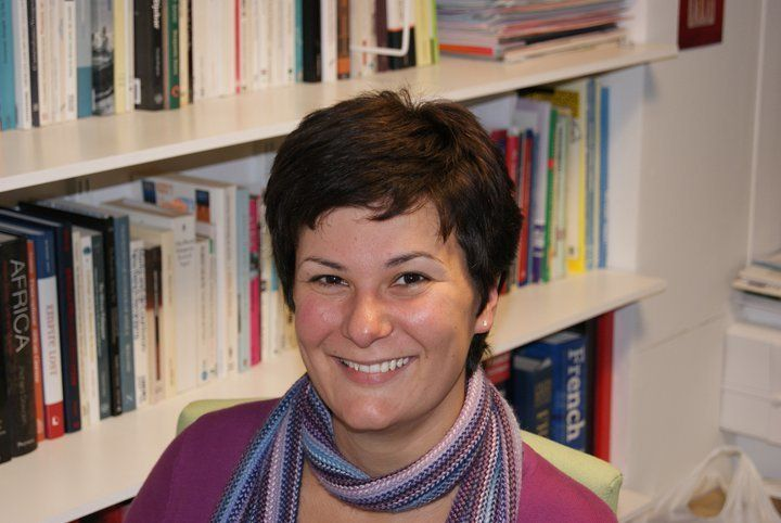 Dr Charlotte Baker, Lancaster University