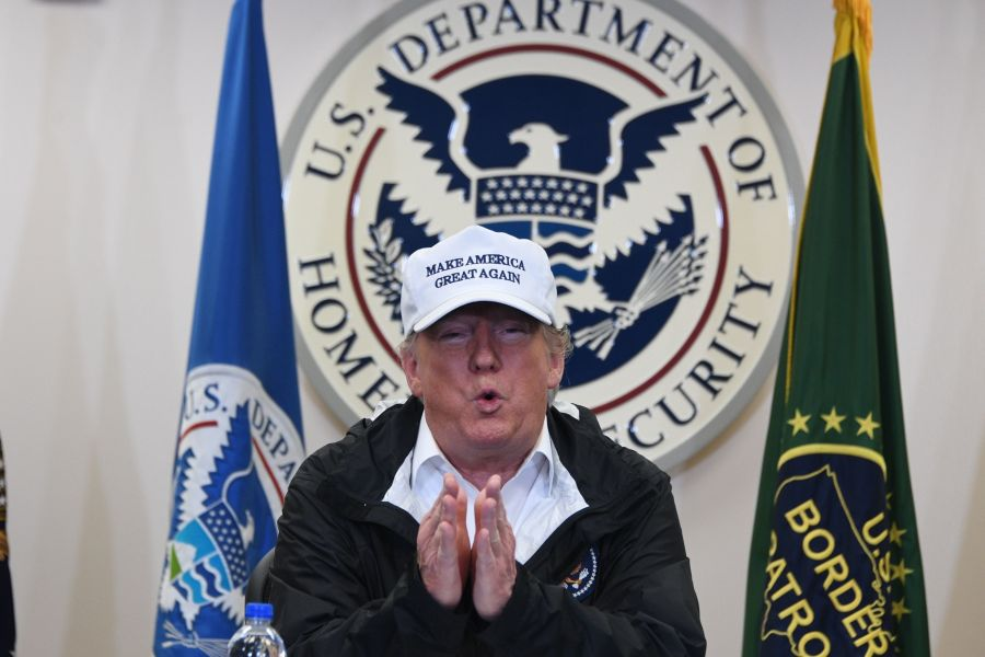 President Donald Trump declaring a national emergency to build a border wall may be the easiest way to end the partial govern