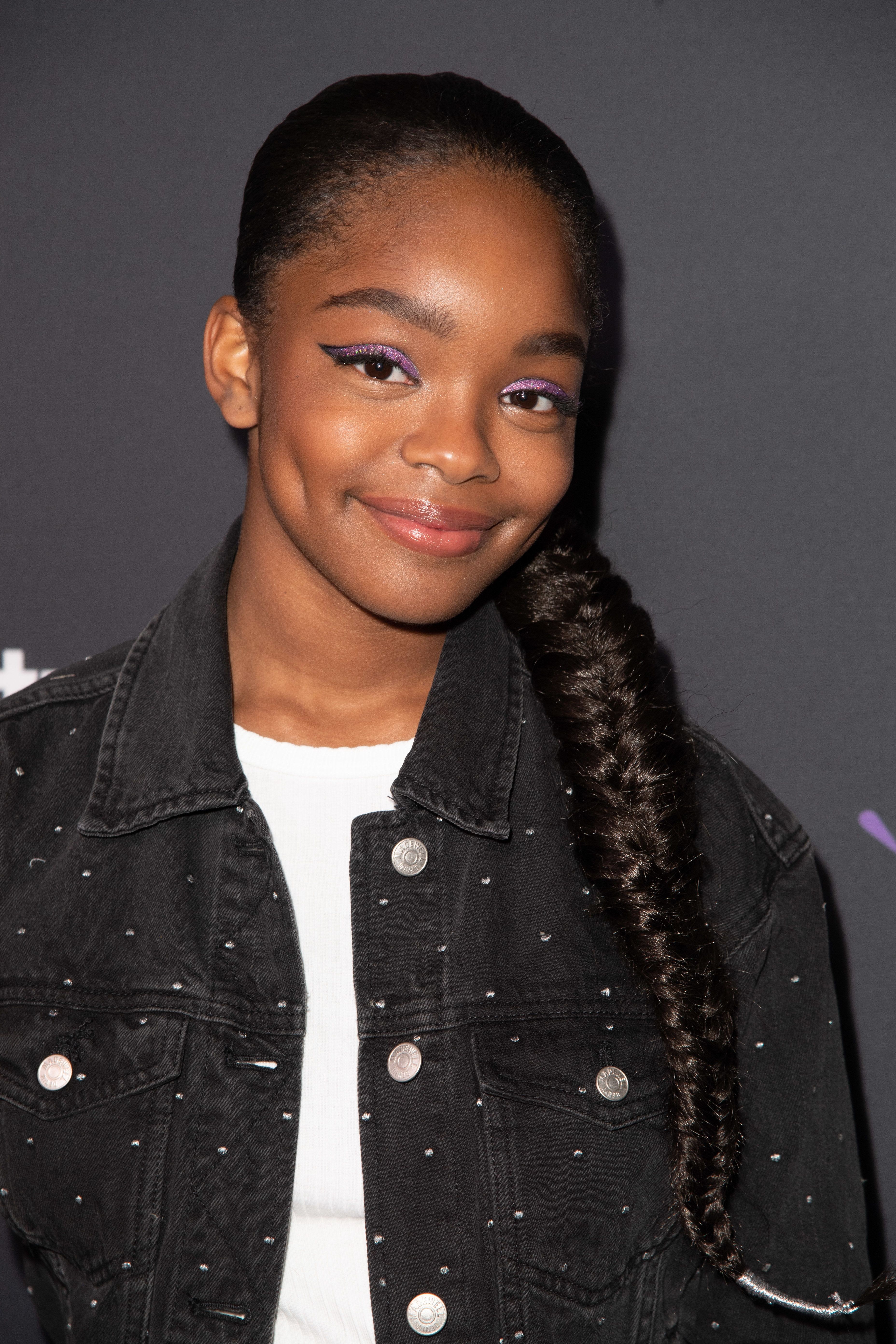 Black Ish Star Marsai Martin Inks Production Deal With