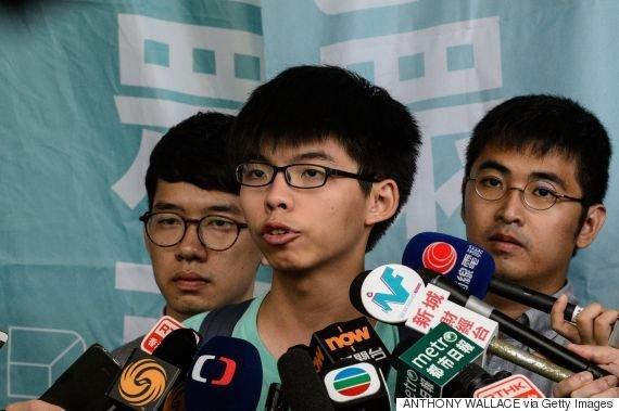 香港議會選で反中勢力が3分の1確保 雨傘運動のリーダーも最年少當選   ハフポスト
