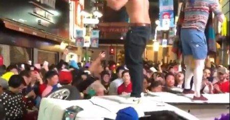「渋谷 ハロウィン 暴動」の画像検索結果